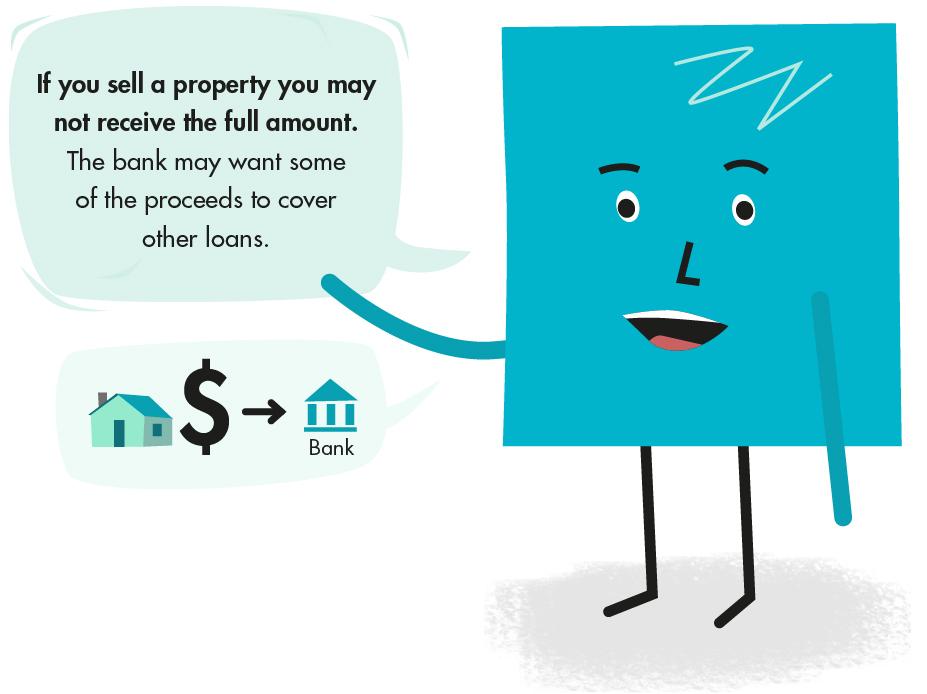 Selling property capital